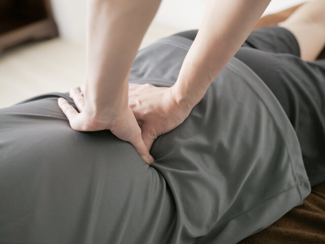 小学生の腰痛
