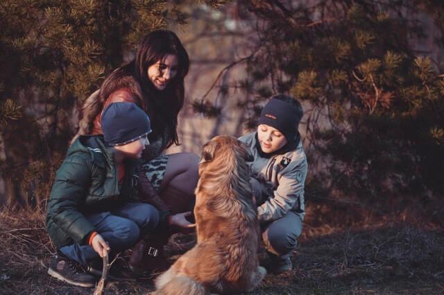 子供とペット