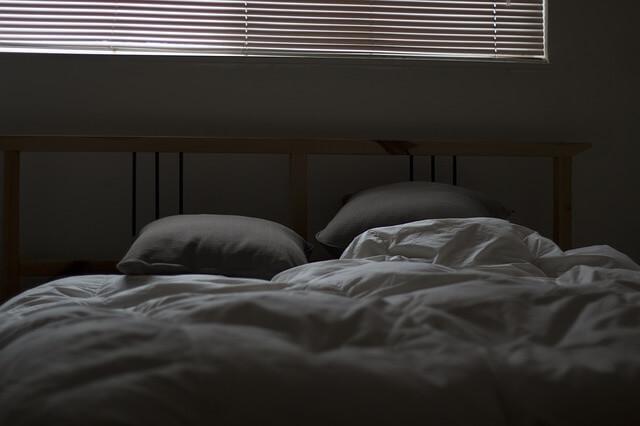 寝室づくり